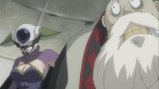 Kyouka kills Crawford