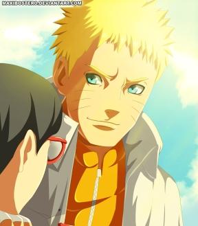 Naruto Gaiden 9 Naruto by maxibostero