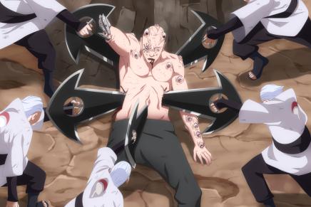 Sarada Fights! Shin's Treachery – Naruto Gaiden9