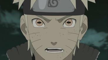 Naruto's Sage Enhanced Mode