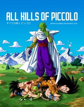 Piccolo's Kills by albertocubatas
