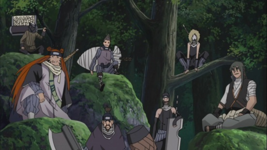 Seven Swordsmans of the Mist