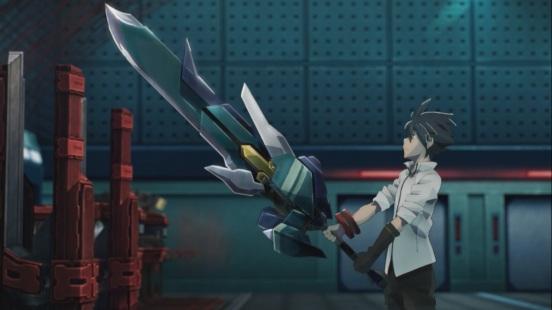 Utsugi and God Arc