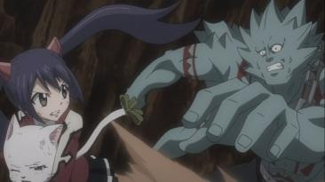 Wendy fights Ezel