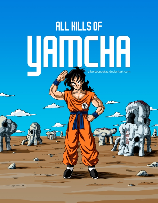 Yamcha's Kills by albertocubatas