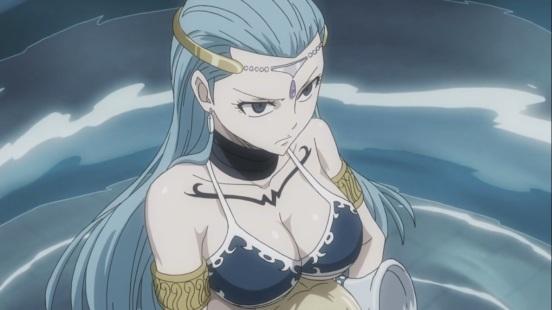 Aquarius summoned