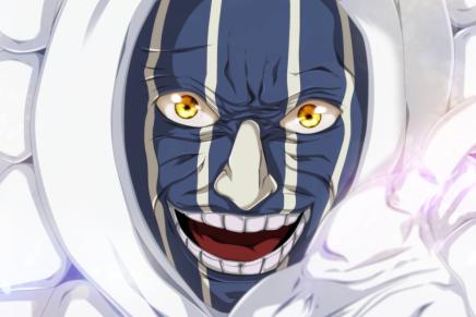 Soul King's Left Arm! Mayuri vs Pernida – Bleach637