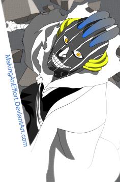 Bleach 639 Mayuri by makinganeffort