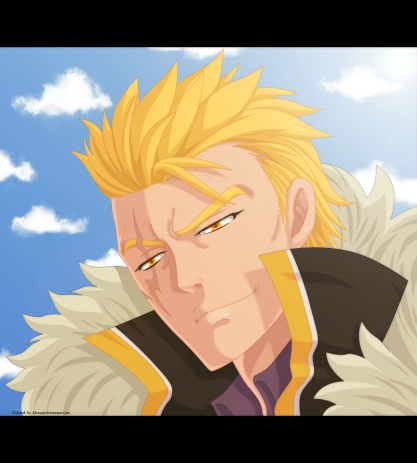 Fairy Tail 447 Laxus by alexanj