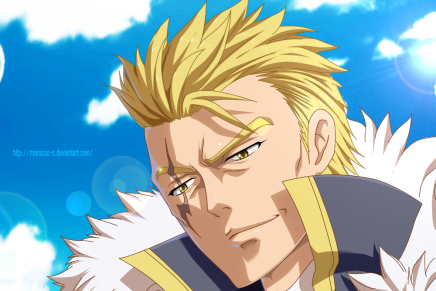 Laxus Arrives! Fairy Tail Escape – Fairy Tail 447