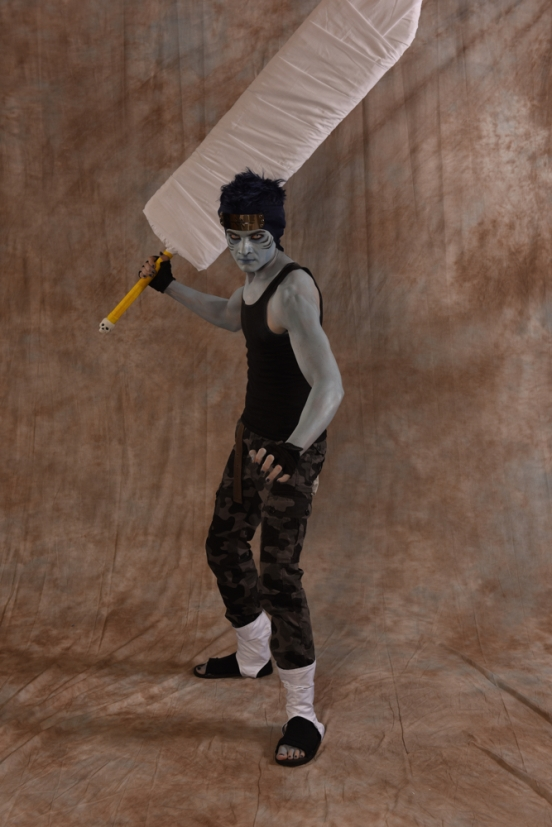 Kisame Hoshigaki Naruto Cosplay by MisterAlterEgo