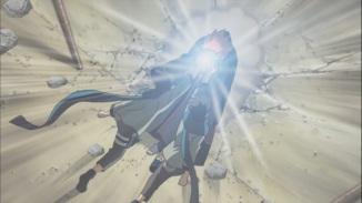 Konohamaru defeats Pain