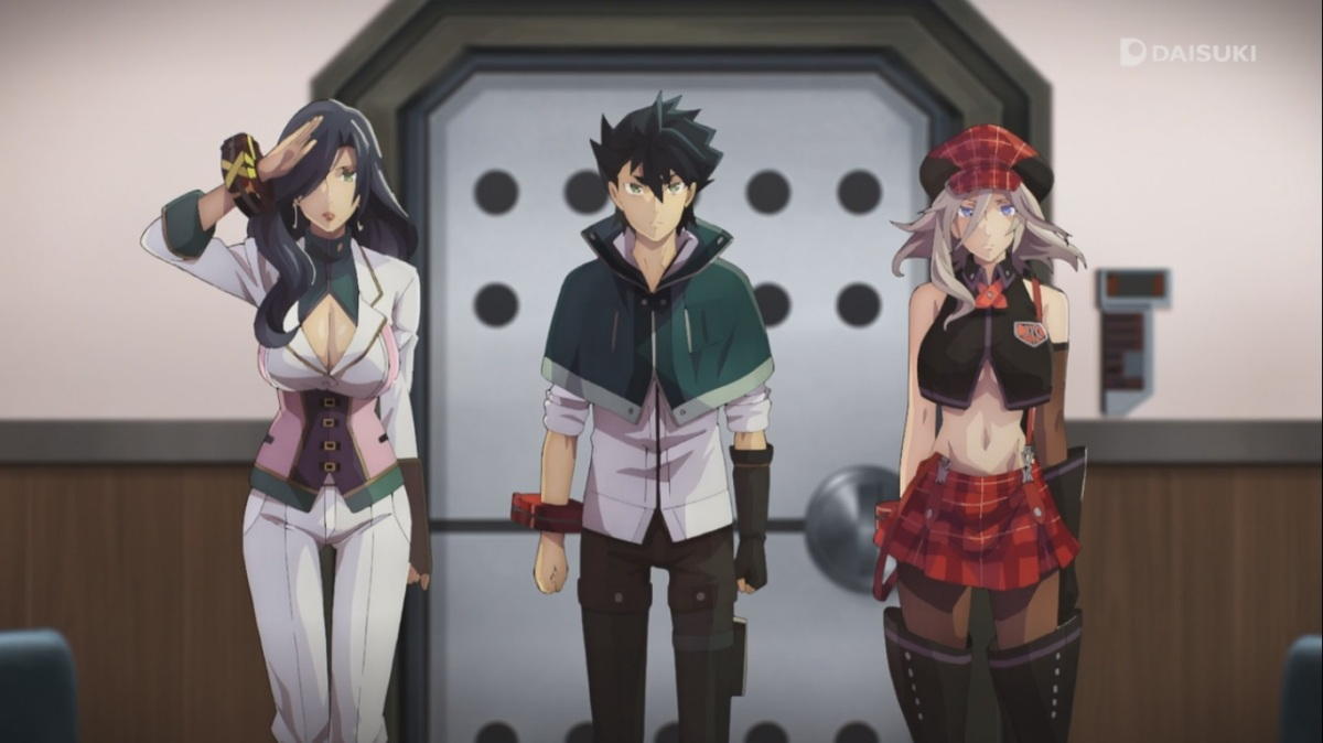 The Aegis Project God Eater 4 Daily Anime Art