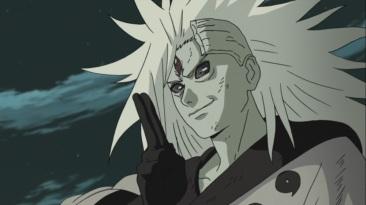 Madara activates Infinite Tsukuyomi