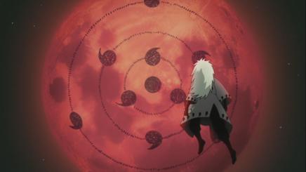 Infinite Tsukuyomi! Madara's Rinnegan – Naruto Shippuden425