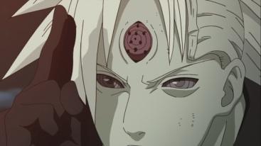 Madara's Third Eye