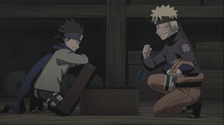 Naruto and Konohamaru! Rasengan Training – Naruto Shippuden423