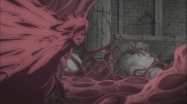 Natsu trapped in Alegria