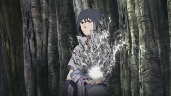 Sasuke's Chidori
