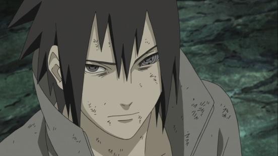 Sasuke's Rinnegan