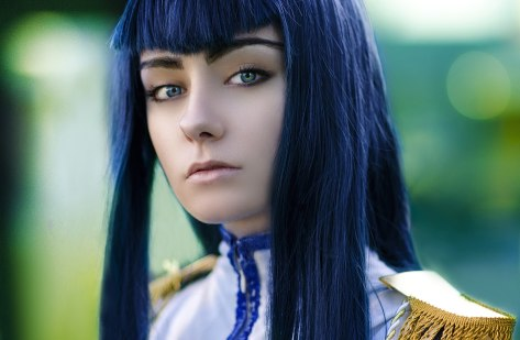 Satsuki Cosplay Kill La Kill by AlienOrihara