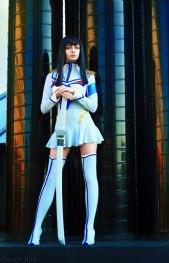 Satsuki Kiryuin Cosplay Kill La Kill by AlienOrihara