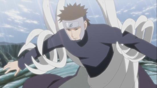 Yamato controlled by White Zetsu