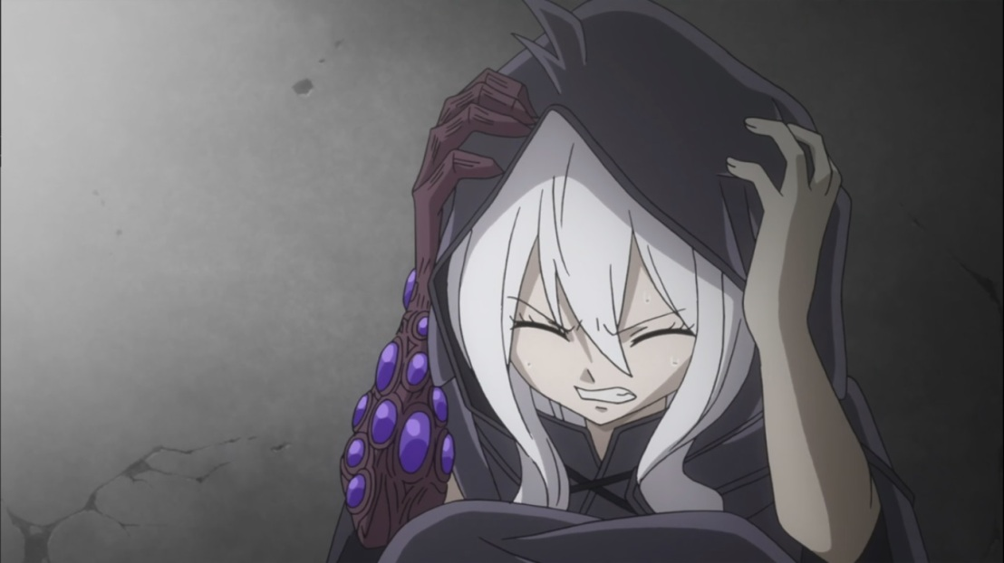 Mirajane Demon Alegria – She was not supposed to use this form because in her past, when she used this form she destroyed a whole town.