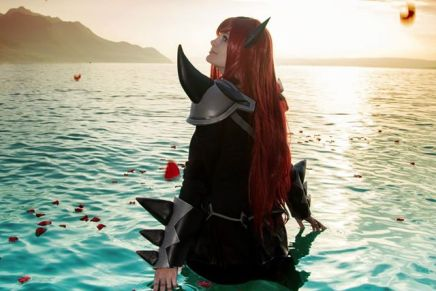 Cosplay: Erza Scarlet Purgatory Armor