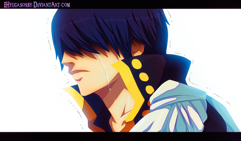 Fairy Tail 451 Zeref Love by hyugasosby