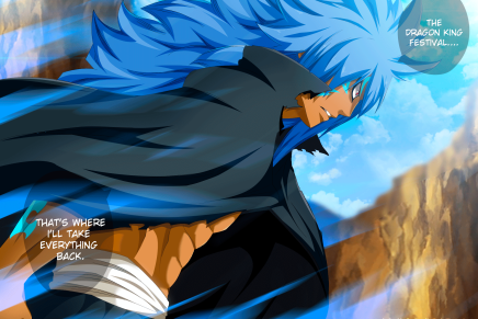 Fairy Tail, Zeref and Acnologia! Dragon King Festival – Fairy Tail 452