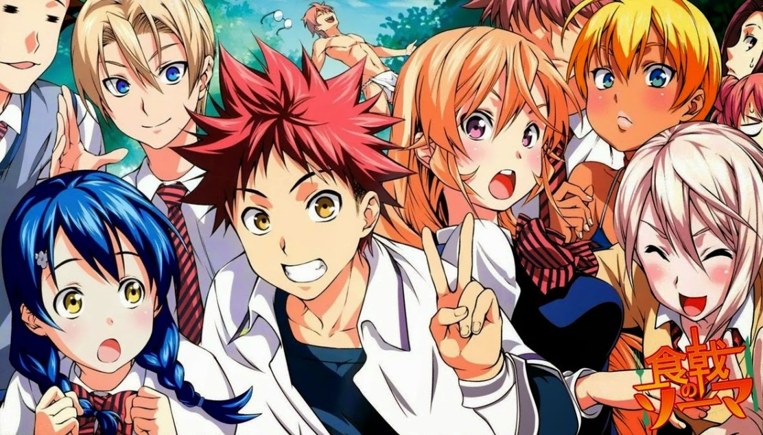 Food Wars Shokugeki no Soma 2