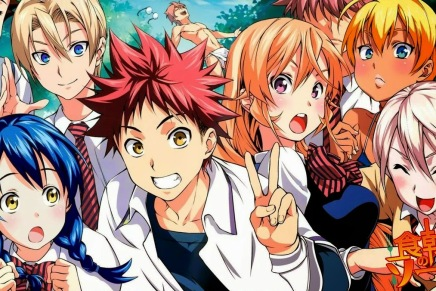 Read Shokugeki no Souma (Food Wars Manga)