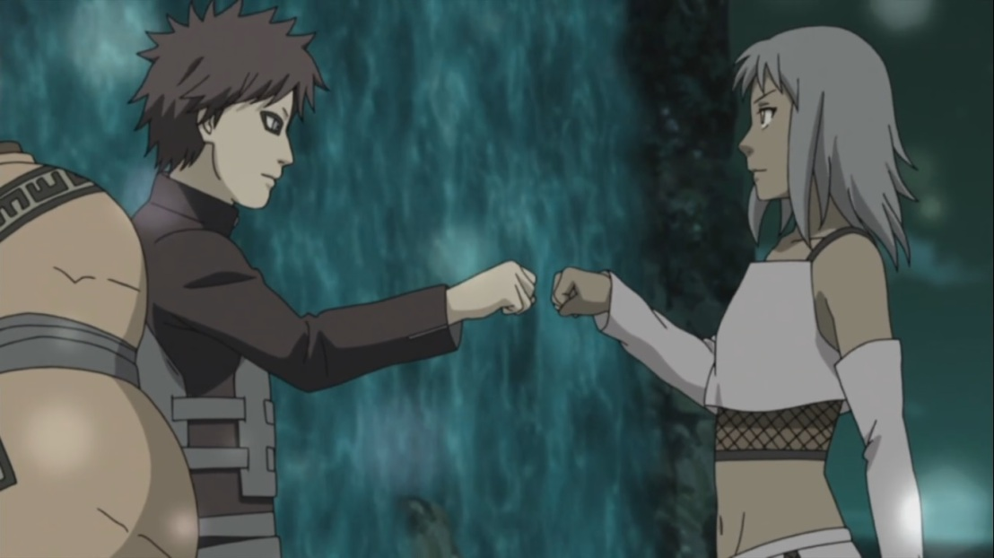 Gaara and Fuu