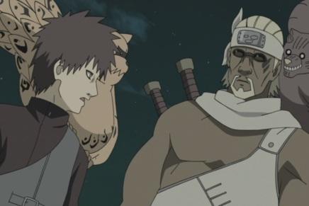 Killer Bee's Infinite Tsukuyomi – Naruto Shippuden429