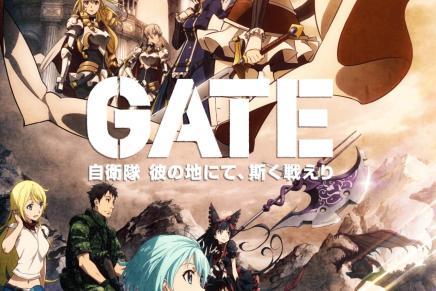 GATE: Jieitai Kanochi nite, Kaku Tatakaeri (Season 1)Review