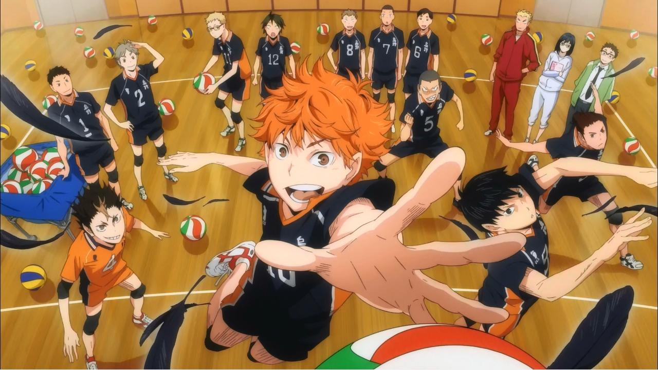 A Lot Of The Anime Into This Movie Itll Follow Adaption From Haruichi Furudates Haikyu Volleyball Manga First Shall Open In Japanese