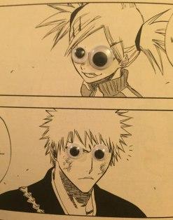 Ichigo and Hiyori Googly Eyes