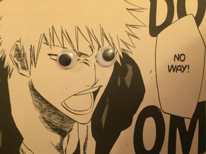 Ichigo Googly Eyes