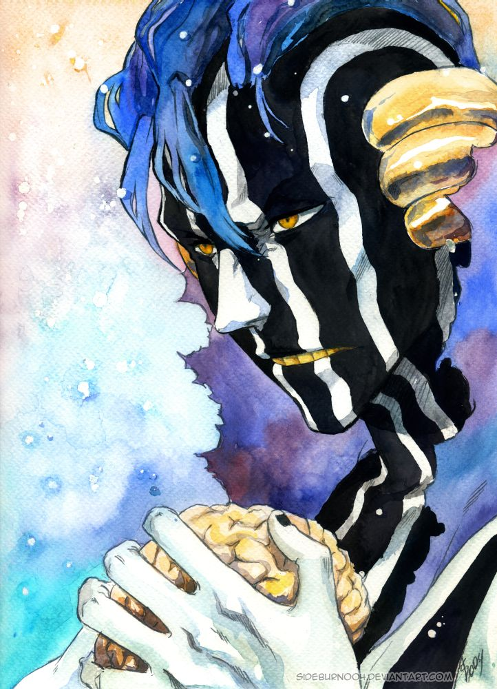 Mayuri Never Ending Dream Bleach by Sideburn004