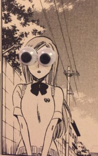 Orihime Googly Eyes