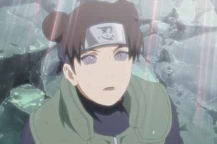 Tenten's Infinite Tsukuyomi – Naruto Shippuden 427 and428