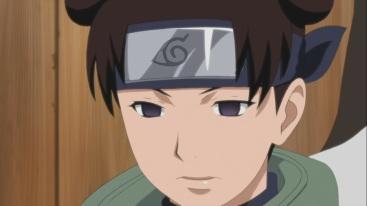 Tenten within Inifinite Tsukuyomi