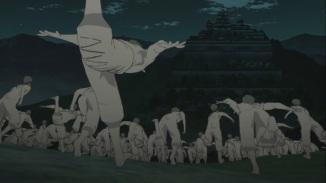 Zetsu's attack