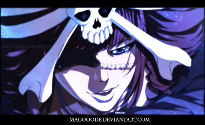 Bleach 649 Katen by magooode