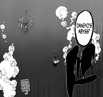 Dangyo's Abyss Shunsui vs Barro