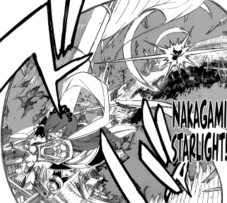 Erza defeats Azir with Nakagami Starlight