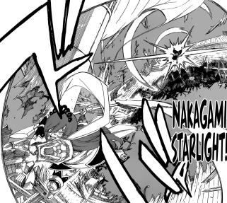 Erza defeats Azir with Nakagami Starlight