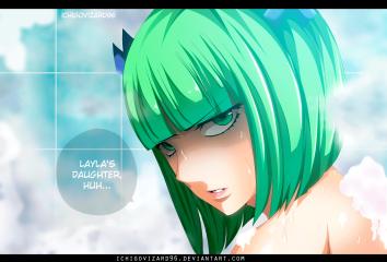 Fairy Tail 457 Brandish by Ichigovizard96