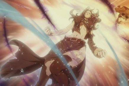Gray's Ice Devil Slayer Magic! Silver's Death – Fairy Tail253
